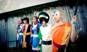 Avatar The Last Airbender ::03 by Cvy