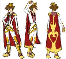 Royal Sora Design by chickeybaby777