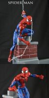 Amazing Spiderman 2012 figure by Jin-Saotome