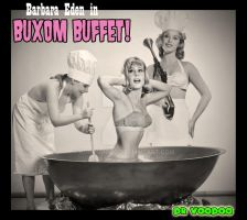 Barb Eden in Buxom Buffet by VooDooDoc
