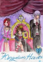 KINGDOM hearts by zidane09
