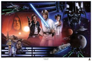 Star Wars 30th Anniversary by BrianRood