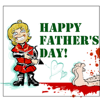 Happy Father's Day, Tywin! Love, Tyrion. by Thinston