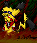 Sora the DarkPikamoon by DarkPikamoon