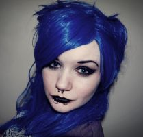 Feeling Blue II by Dahlia-Dubh