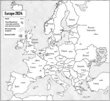 Europe 2024 by stratomunchkin
