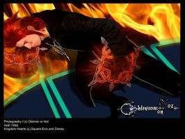 Axel - Burn Baby by OblivionOrNot