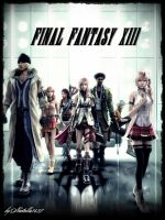 Final Fantasy XIII by Noctella1427