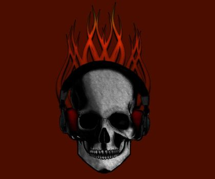 Skull cover by Teamed