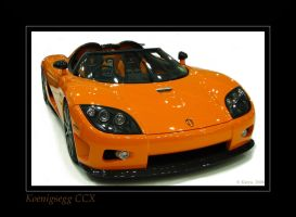 Koenigsegg CCX by Belldandy1