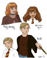 HP Characters - page 1 by Sekhmet-Heart