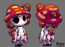 Amanita Original design. by Mataknight