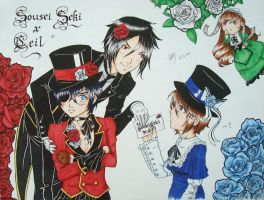 Rozen Butler by treesquirrel2