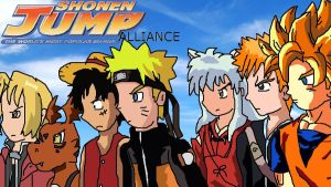 Shonen Jump Alliance by SuperSaiyanCrash