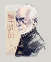 Tywin by iinchiostro