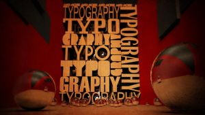 Typography by Lacza
