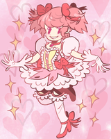 thank u based madoka by omelettefacemask