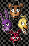 The Gang's All Here by DarkRavenofChaos