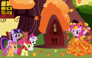 Autumn Leaves by Daniel120