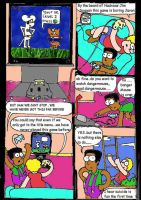 Sam and Javon : Bored by RossK