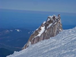 Mt. Hood dos by Paranormallity