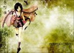 Makimachi Misao by DiseasedGhoul