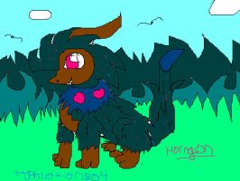 Fakemon: Horngon by Typhlosion804