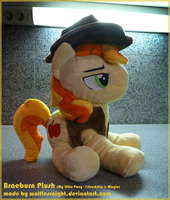 Braeburn Plush I by Wolflessnight