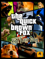 The Quick Brown Fox Jumps Over The Lazy Dog 5 by Envinite