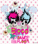 Blood on the dance floor ( t shirts design.) by XxsilvixX