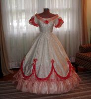 Civil War Ballgown by DesignsbyLadyFaire