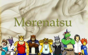 Morenatsu Wallpaper by XXXMercenario