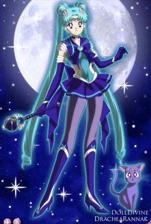 Sailor Blue Moon