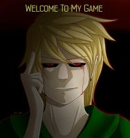 Welcome to my Game by TheRedDeathBringer