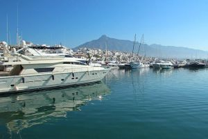 Port of Marbella 2 by AgiVega