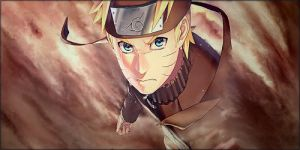NARUTO smudge :) by aking144