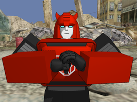 MMD Find - G1 CliffJumper by Zeltrax987
