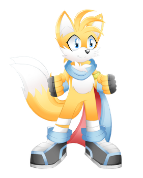 Tails 2017 by DragonQuestHero
