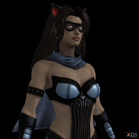 IGAU - Catwoman - AmeComi DLC by Postmortacum