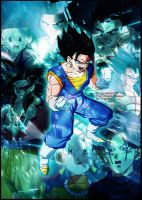 DBGT: The Potara Fusion Coverart by The-Potara-Fusion