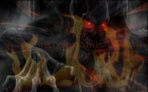 Welcome To Hell by royal-breeze