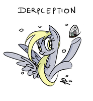 Derpception by NastyLady