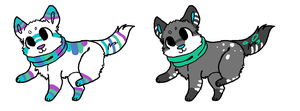2 free adopts CLOSED by P0CKYY