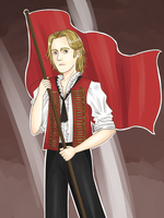 Killianjolras by Meowkin