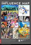 space coyote's influence map by spacecoyote
