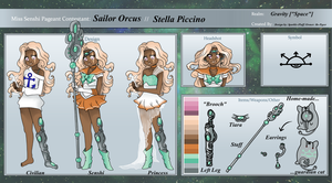 MSP 14: Sailor Orcus R1 by Re-Pyper