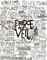 Pierce The Veil by MinoriTsuki
