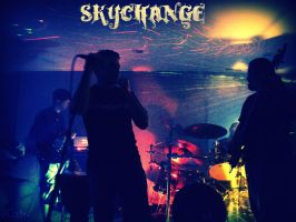 Skychange - Band by Teh-Pandacoon