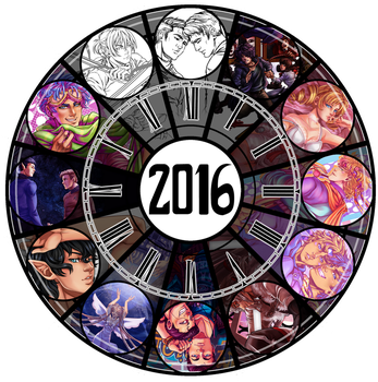 Meme: Art Summary 2016 by Cobyfrog