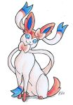 Sylveon + Speedpaint by ARVEN92